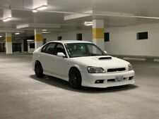Subaru Legacy B4 lip E-Tyne