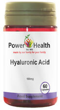 Power Health Hyaluronic Acid 100mg - 60 capsules