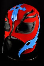 REY MISTERIO RED Kid Mask Mexican Wrestling Mask Lucha Libre Luchador Costume Wr