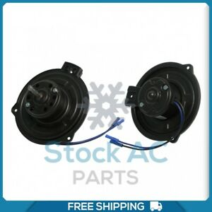 A/C Heater Blower Motor for Acura CL, EL, Integra / Chrysler Aspen / Dodge... QU