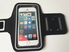 "Sport Running Armband 4.7"" Phone iPhone 6 Key Holder Reflective Sweatproof NEW"