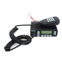 LEIXEN VV-898S 25W Transceiver Dual Band UHF 400-470MHz Car Mobile 2-Way Radio