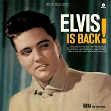 Elvis Presley Rock Import LP Vinyl Records