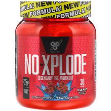 N.O.-Xplode, Legendary Pre-Workout, Blue Raz, 1.22 lbs (555 g)