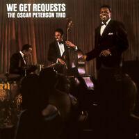 "Oscar Peterson Trio : We Get Requests VINYL 12"" Album (Import) (2015) ***NEW***"