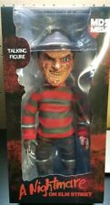 "Mezco A Nightmare on Elm Street: 15"" Mega Scale Talking Freddy Krueger IN STOCK"