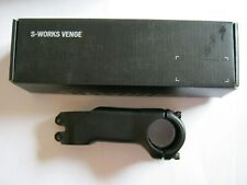 SPECIALIZED S-WORKS VENGE A-HEAD STEM, 90mm, 6 DEGREES, BLACK, NEW IN BOX