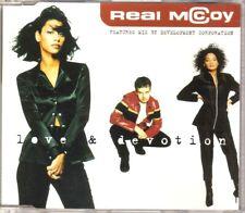 Real McCoy - Love & Devotion - CDM - 1995 - Eurohouse 6TR