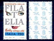 ITALIA 1992  -  singolo da Libretto Giornata Filatelia nuovo **