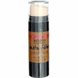 Revlon Photoready Insta-Filter Foundation Makeup Cover Up #410 Cappuccino