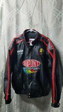 New Chase Authentics Size XL Jeff Gordon Leather Jacket NASCAR Dupont Hendrick