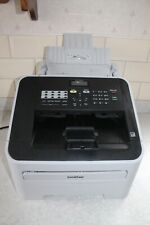 Brother FAX-2840 A4 Mono High-Speed Laser Fax Machine High Speed Modem Fax