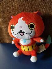 "Yokai Watch Jibanyan Plush Orange Cat 6"""
