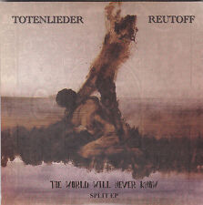 TOTENLIEDER / REUTOFF - the world will never know 7""