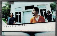 "THREE CROSSES ""JEFFERSON STREET"" CASSETTE 1996 benson sealed"