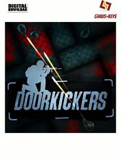 Door Kickers STEAM PC Download Key Code Neu Blitzversand [DE] [EU]