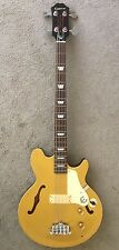 Epiphone Jack Cassidy Semi-Hollow Body Electric Bass w/Epiphone Hardshell Case