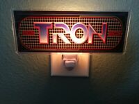 TRON Arcade Marquee Night Light