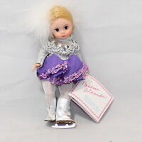 Madame Alexander Doll 303 in box missing skate