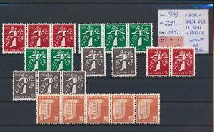 LO39418 Switzerland 1939 national expo fine lot MNH cv 124 EUR