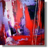 "Wandbild Gemälde Abstrakte Acrylmalerei ""Abstrakt "" Unikat Nr. 834"