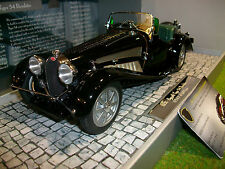 Minichamps Pm107110160 Bugatti Type 54 Roadster 1931 Black 1 18 Modellino