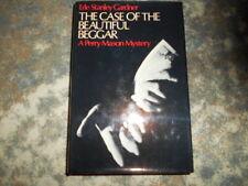 Erle Stanley Gardner The Case of the Beautiful Beggar 1st UK HB DJ Perry Mason
