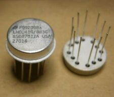 PN: LH0041G/883C  POWER OPERATIONAL AMPLIFIER NSC Made in USA