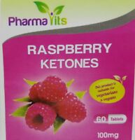 Raspberry Ketone MAX PURE FAT BURNER *60 Tablets* Super Strong Weight Loss UK