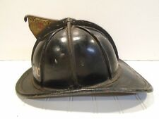 Cairns Leather Helmet Vintage 1950s