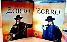 ZORRO Complete Disney Guy Williams TV Series + Specials DVD Box Set Region 2 NEW