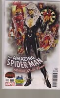 THE AMAZING SPIDERMAN RENEW YOUR VOWS EXCLUSIVE MARVEL VARIANT EDITION #001