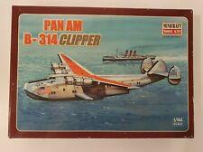 MINICRAFT PAN AM B-314 CLIPPER MODEL KIT NR. 14503 SCALE 1/144