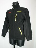 FISCHER SWIX Ladies Cross Country Skiing Soft Shell Jacket Black TPU 2 Layer XXS