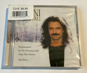 Yanni - Snowfall (CD)