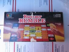 Rummy Rumble Card Board Game Vintage 1985 Complete