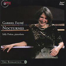 Sally Pinkas - Gabriel Faure Complete Nocturnes [New CD]