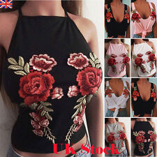 NEW Fashion Summer Women Casual Tank Tops Vest Blouse Sleeveless Crop Tops Shirt