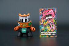 Lastplak Kidrobot Fatcaps Series 2 2008 Vinyl Vcd dunny Rare