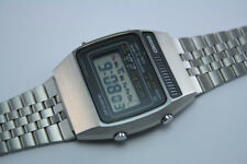 Vintage Seiko LCD A159-5009 Digital LC Alarm Chronograph,  Japan '78