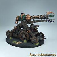 Skaven Skryre Warp Lightning Cannon Painted - Warhammer Age of Sigmar BOX36