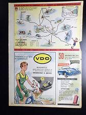 Rare supplément Tintin 1955
