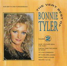 BONNIE TYLER : THE VERY BEST OF BONNIE TYLER - VOLUME 2 / CD