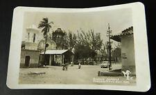 BARRIO LABORIO Tehuantepec Oaxaca Mexico RPPC Postcard