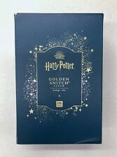 NEW Pottery Barn TEEN Harry Potter Golden Snitch Clock Desk/Table Top