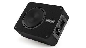 "AUDISON APBX10AS2 LOADED AMPLIFIER ENCLOSURE BOX 10"" 800W SUBWOOFER BASS SPEAKER"