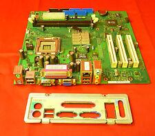 FUJITSU Siemens d2140-a11 GS 1 SCENIC Presa 775 Scheda Madre con I / O PIASTRA