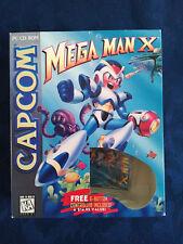 Megaman X (Pc - Dos)