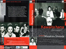 KAWAITA HANA    Fiore Pallido (1966) VHS RAROVideo - Masahiro Shinoda