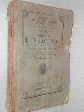 COMMENTARII DE BELLO CIVILI C Iulii Caesaris Vittorio Brugnola Albrighi Segati